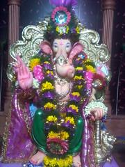 Pratiksha nagarcha samrat 2010 (Gurukul Sarvajanik ganesh Utsav Mandal) Tags: ganesh idol ganpati gurukul pratikshanagar