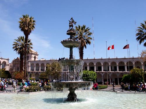 Arequipa - Plaza de Armas (7)