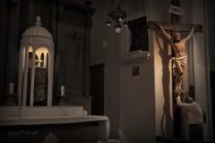 Faith, Hope and Love (Ronaldo F Cabuhat) Tags: shadow people inspiration man love church photography hope lowlight catholic peace god montreal faith prayer religion pray jesus belief christian altar crucifix romancatholic jesuschrist solemn stjosephoratory ef24105mmf4lisusm faithhopeandlove canoneos5dmarkii cabuhat warriorisachild