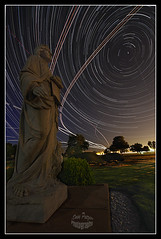 Star Gazer (Dave Putzier) Tags: statue oregon star memorial cemetary religion eugene trail lane christianity ecc eug platinumheartaward putzier