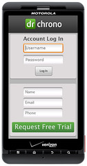 Android EHR Login