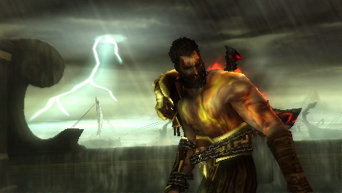 God of War: Ghost of Sparta - Deimos skin