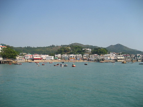 Hiking Excursion to Lamma Island