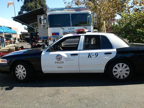 LAPD K9 Unit
