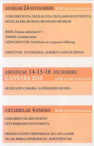 Banda Municipal de Musica de Barakaldo III