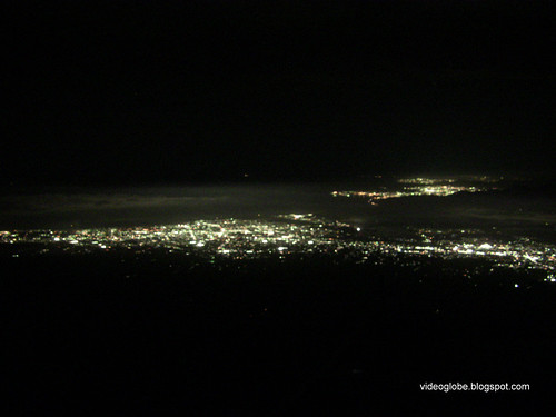 Fuji night look from