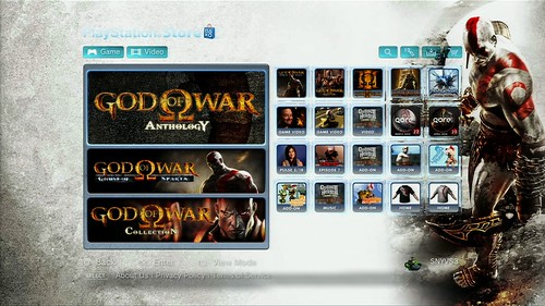 God of War Anthology - PlayStation Storefront