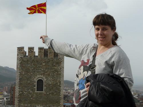 Rebeca en Skopje