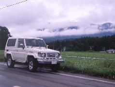 八ガ岳連峰
