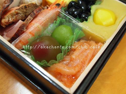 Japanese Osechi - 博多久松のおためしおせち 4