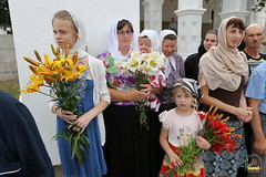 039. The Feast of Saint John, Wonder-worker of Shanghai and San Francisco in Adamovka Village / Свт. Иоанна Шанхайского в Адамовке 02.07.2017