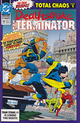 Deathstroke, The Terminator 14 (micky the pixel) Tags: comics comic heft dc marvwolfman georgepérez artnichols mikezeck deathstroke sladejosephwilson deathstroketheterminator newtitans sense scythe