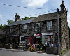 Village Store (JEFF CARR IMAGES) Tags: northwestengland sheffield villages stonebuilt