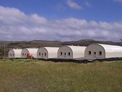 SteelMaster Metal Military Barracks
