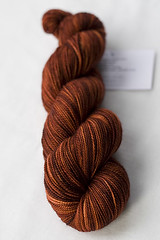 Ember over Flame (chavala) Tags: knitting yarn sundara