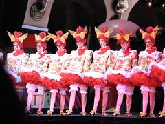 nyc rockettes ( kimberlyann207 ) Tags: santa new york city nyc costumes music brown radio spectacular reindeer hall dance dolls dancers dancing jazz center antlers precision tap kickline rockefeller ragdolls rag rockettes 122107