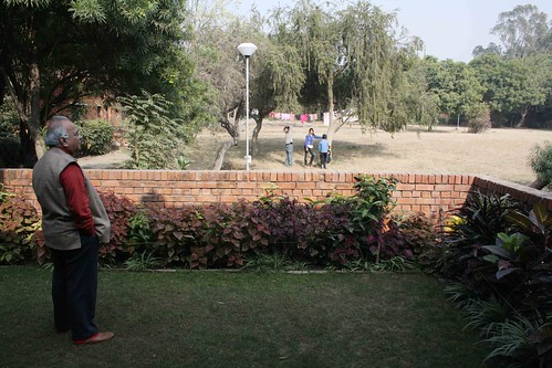 Mission Delhi – Mushirul Hasan, JNU Campus