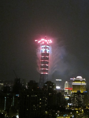 Y2010-101煙火~今年主題出現囉~Taiwan UP