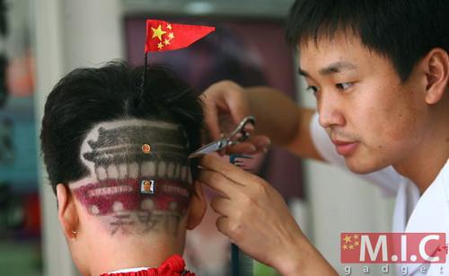 chinese hairstyle. China Hairstyle