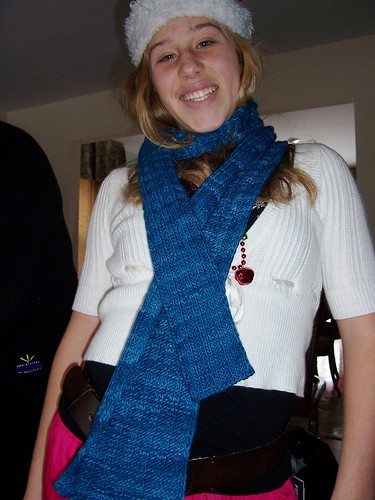 Scarf for Gabbi