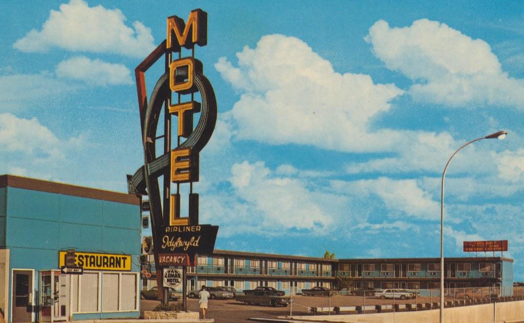 Airliner Idylwyld Motel - Saskatoon, Saskatechewan
