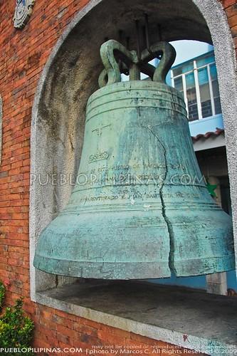 San Sebastian Cathedral Bells