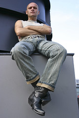 sendra guy_6887 (picman1108) Tags: man male boots crotch jeans pointed cowboyboots sendra