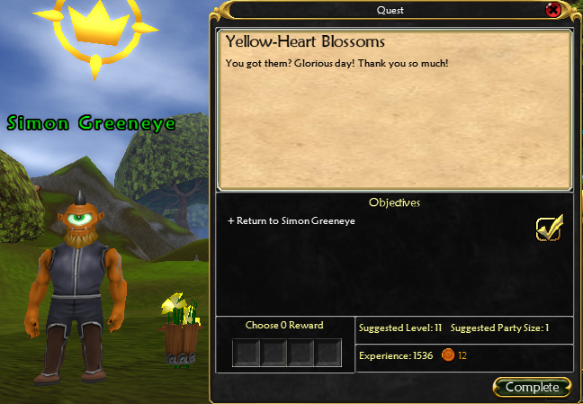 Anglorum / Quest / Yellow Heart Blossoms 4252498119_1c4531d017_o