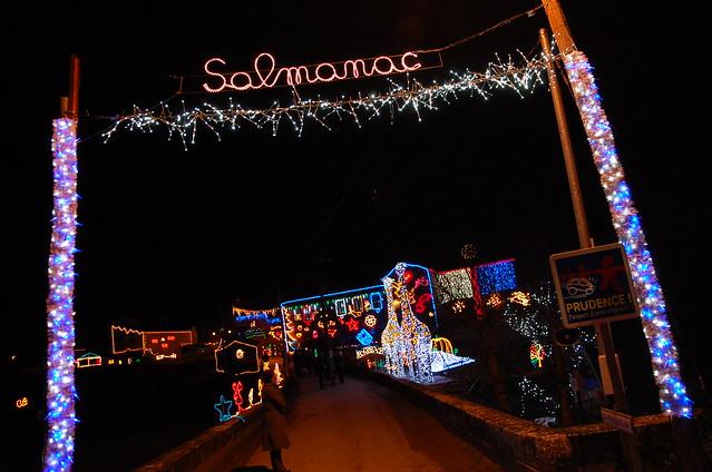 Salmanac - Noël 2009