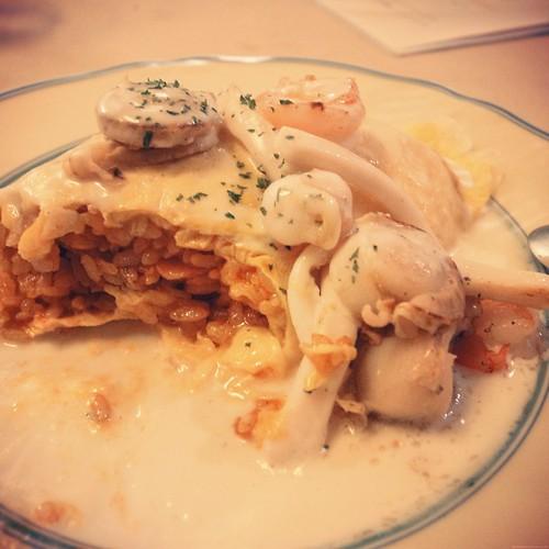 10661 : L'omelette + rice = Omerice #2