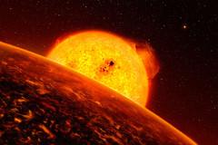 [フリー画像] [自然風景] [宇宙/スペース] [惑星/プラネット] [太陽] [爆発/爆破]      [フリー素材]