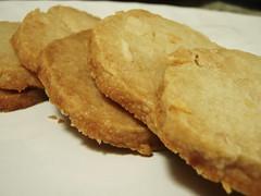 macadamia nut shortbread - 30
