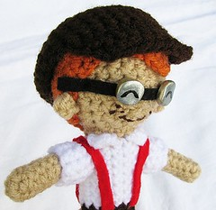 Cole (Henry Hatsworth) Plushie