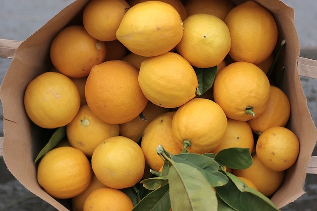 January 9: Lemons for you!