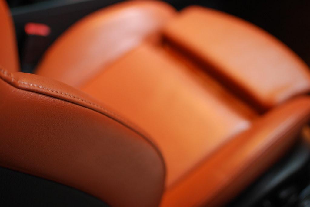 BMW Cinnamon