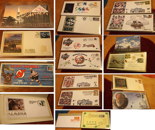 stamps etc