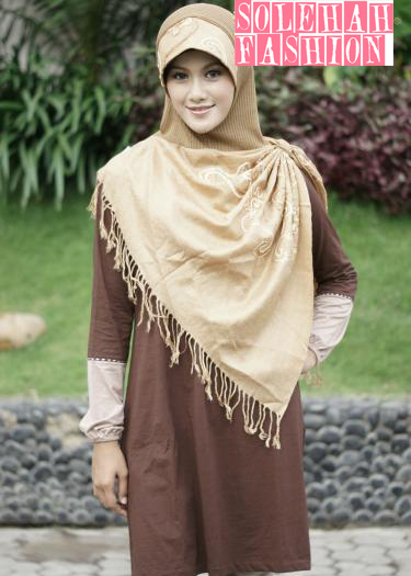 Hawa Light Brown Hijab