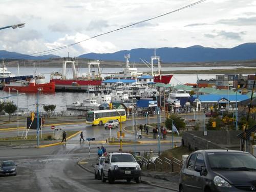 Ushaia Tierra del Fuego Glaciar Perito Moreno