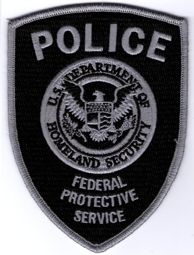 Federal Protective Service Subdued