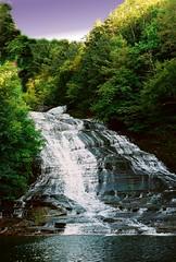 Buttermilk Falls - Ithaca (lutzwendy) Tags: art wendys