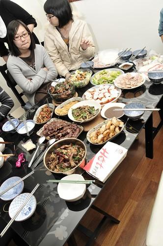 2010/01/15期末聚餐