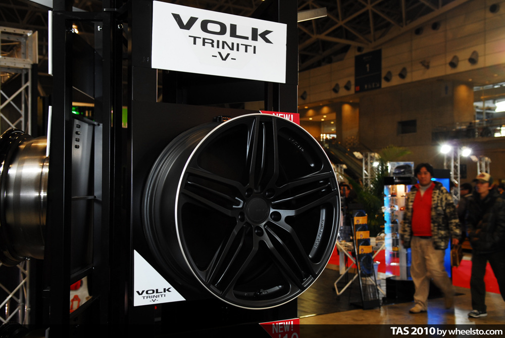 Wheels Of Tokyo Auto Salon 2010 Bmw M5 Forum And M6 Forums