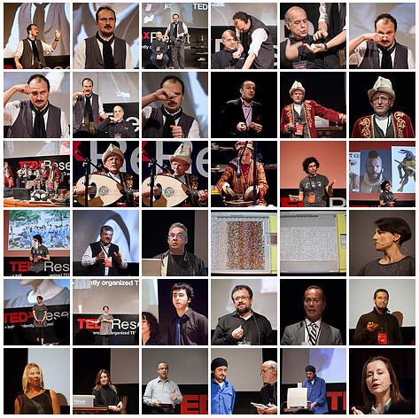 TEDxReset fotoğraf ve videoları