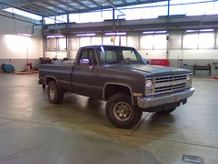 0716091922a (stevenbr549) Tags: chevrolet truck 4x4 deluxe 4wd pickup chevy custom 1985 k10