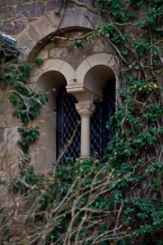 Rankenfenster auf der Wartburg