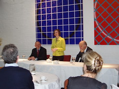 Vince Brunch 006 (Caledonian Lib Dems) Tags: shadow for with dr vince cable bridget business fox brunch local mp joined representatives vincebrunch