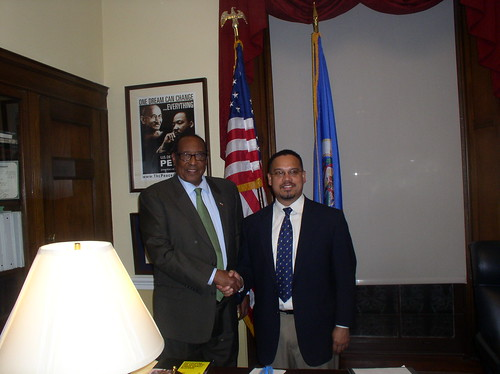 Congressman Keith Ellison1 by you.