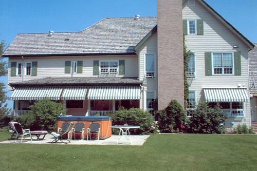 Rear Porch Retractables