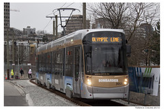 Olympic Line streetcar. Photo credit: Flickr user tc_terencec