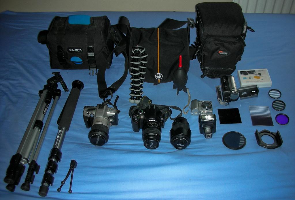 26-01-10 - My Camera Gear